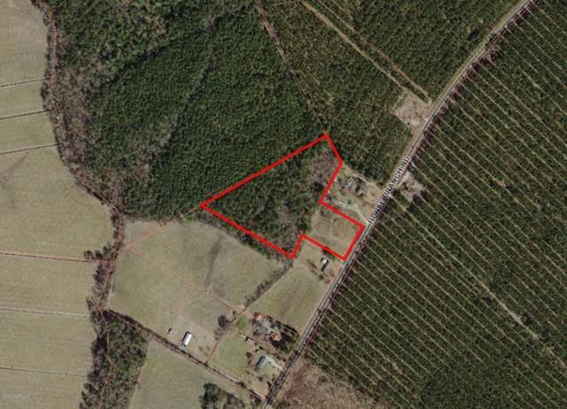 9.2 (Ac) Horse Branch Road, Willard, NC 28478 (MLS #100221895) :: CENTURY 21 Sweyer & Associates