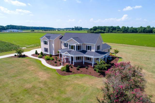 4666 Kings Crossroads Road, Greenville, NC 27834 (MLS #100222035) :: The Tingen Team- Berkshire Hathaway HomeServices Prime Properties