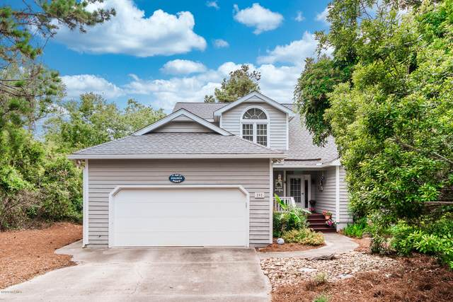 202 Marsh Wren Court, Emerald Isle, NC 28594 (MLS #100222051) :: The Chris Luther Team