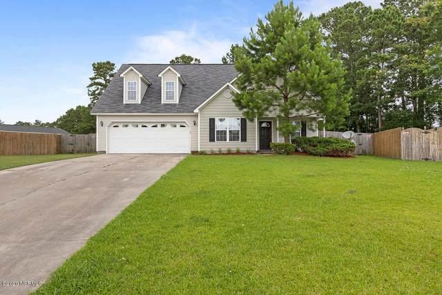 107 Pinyon Court, Jacksonville, NC 28546 (MLS #100222070) :: Castro Real Estate Team