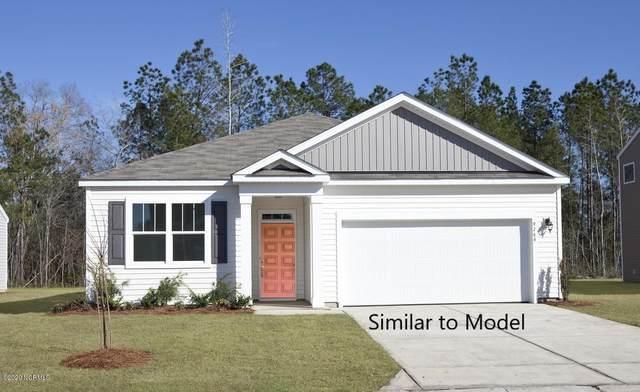 417 Tributary Circle Lot 55, Wilmington, NC 28401 (MLS #100222132) :: CENTURY 21 Sweyer & Associates