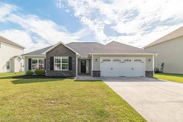 923 Dynamo Lane, Jacksonville, NC 28546 (MLS #100222175) :: Lynda Haraway Group Real Estate