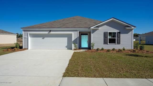 416 Tributary Circle Lot 72, Wilmington, NC 28401 (MLS #100222195) :: CENTURY 21 Sweyer & Associates