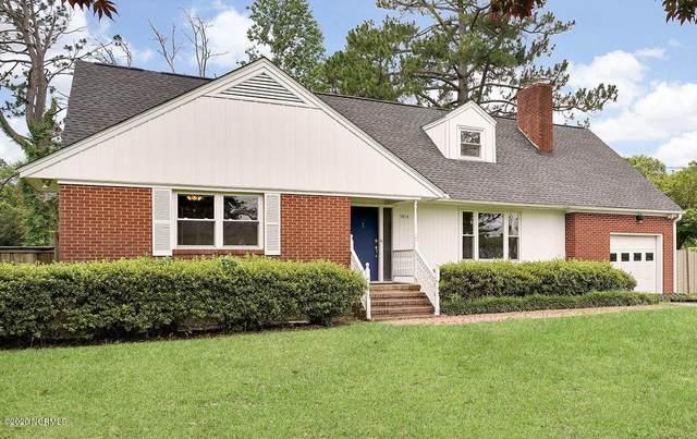 3854 Sylvan Drive, Wilmington, NC 28403 (MLS #100222225) :: David Cummings Real Estate Team
