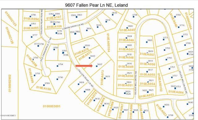 9607 Fallen Pear Lane NE, Leland, NC 28451 (MLS #100222336) :: Welcome Home Realty