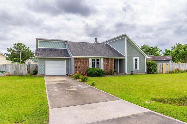 406 Forest Hill Drive, Havelock, NC 28532 (MLS #100222348) :: Courtney Carter Homes
