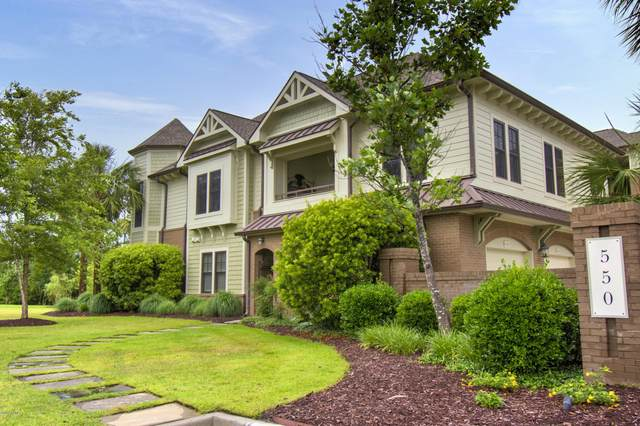 550 Grande Manor Court C-201, Wilmington, NC 28405 (MLS #100222419) :: David Cummings Real Estate Team