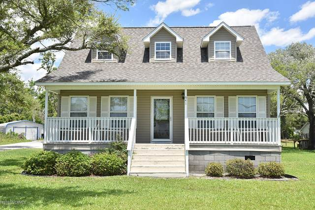 641 Island Road, Harkers Island, NC 28531 (MLS #100222463) :: The Chris Luther Team