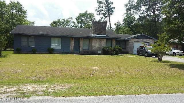 912 Jennifer Lane, Snow Hill, NC 28580 (MLS #100222467) :: CENTURY 21 Sweyer & Associates