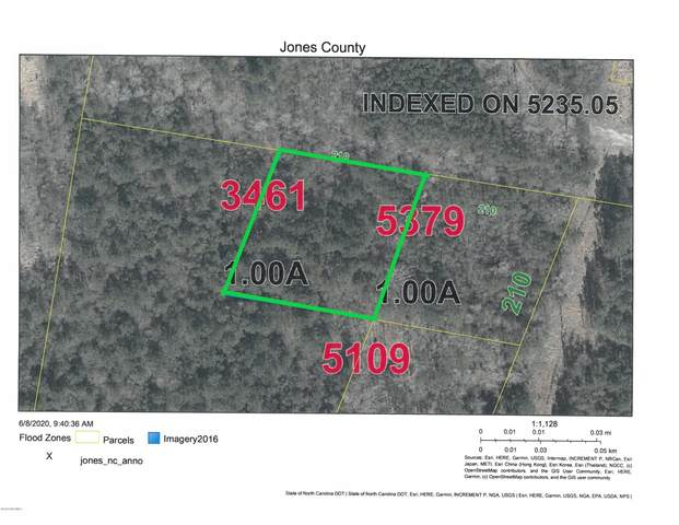 0 Us Hwy 17, Pollocksville, NC 28573 (MLS #100222474) :: David Cummings Real Estate Team