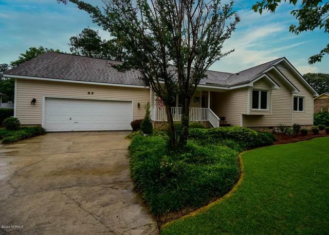 89 Shoreline Drive, New Bern, NC 28562 (MLS #100222555) :: David Cummings Real Estate Team
