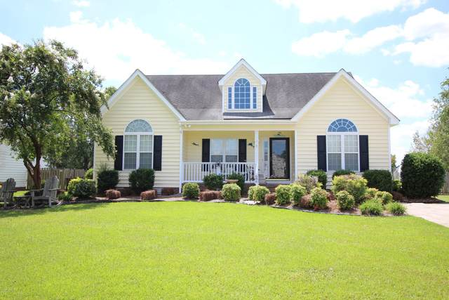 686 Edenbrook Drive, Winterville, NC 28590 (MLS #100222609) :: Vance Young and Associates