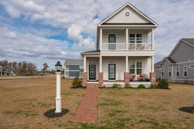 309 Bogue Watch Drive, Newport, NC 28570 (MLS #100222640) :: The Keith Beatty Team