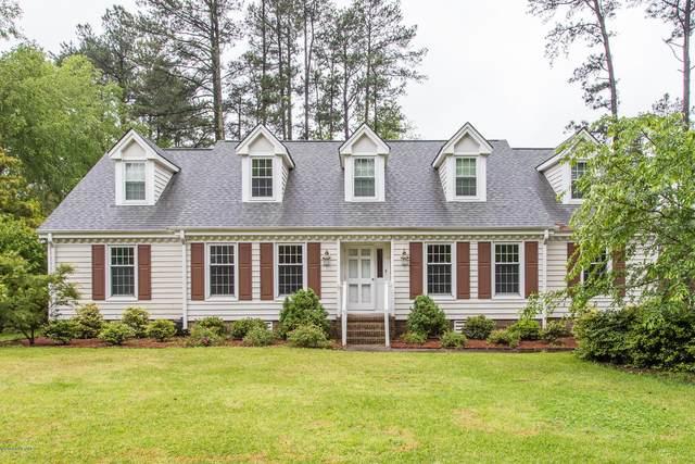 1704 Chamberlain Drive NW, Wilson, NC 27896 (MLS #100222656) :: Courtney Carter Homes