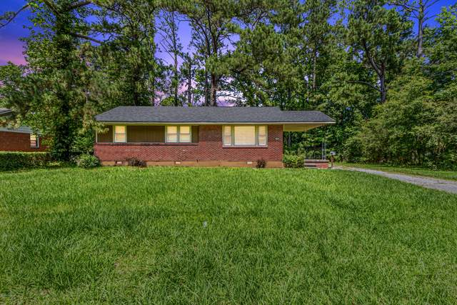 125 Kitt Drive, Jacksonville, NC 28540 (MLS #100222668) :: Frost Real Estate Team