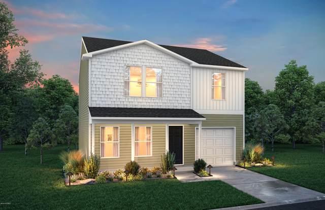 405 Hazel Drive, Stantonsburg, NC 27883 (MLS #100222675) :: CENTURY 21 Sweyer & Associates