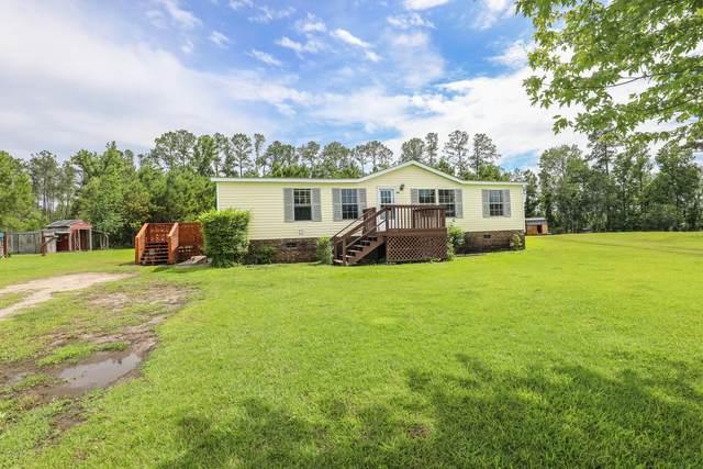 125 Hunters Ridge Drive, Jacksonville, NC 28540 (MLS #100222762) :: CENTURY 21 Sweyer & Associates