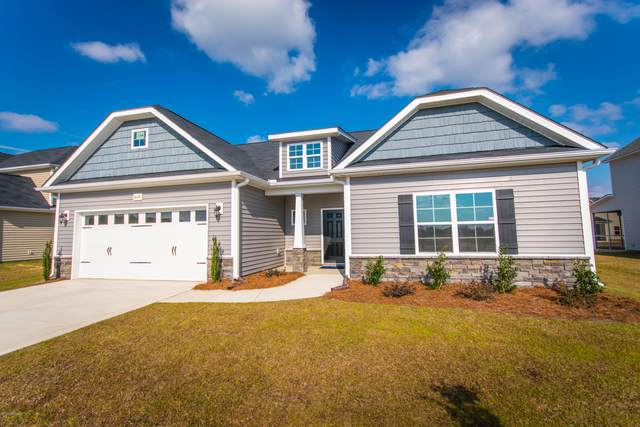 509 Saratoga Road, Sneads Ferry, NC 28460 (MLS #100222778) :: Coldwell Banker Sea Coast Advantage