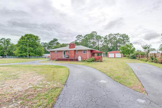 308 Silver Lake Road, Wilmington, NC 28412 (MLS #100222780) :: RE/MAX Elite Realty Group