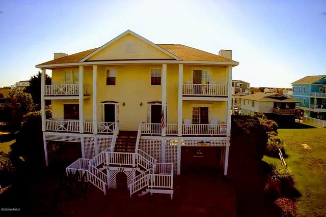 110 Strawflower Drive B, Holden Beach, NC 28462 (MLS #100222792) :: Welcome Home Realty