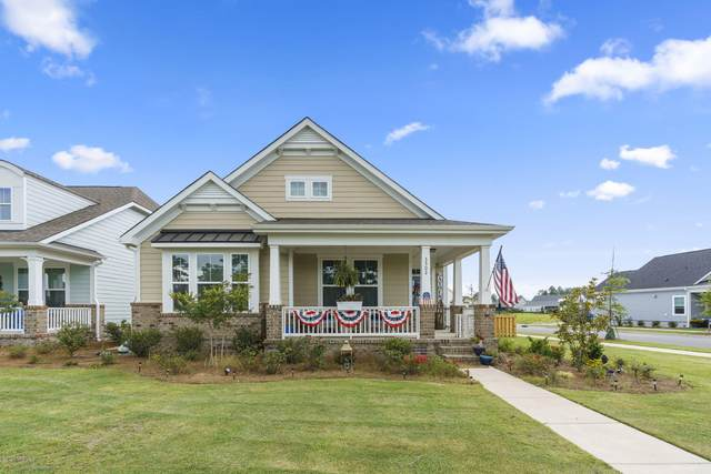 3502 Shell Quarry Drive, Wilmington, NC 28412 (MLS #100222862) :: RE/MAX Essential