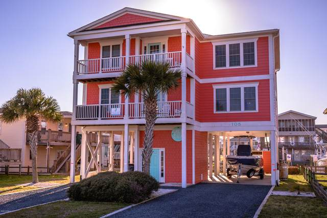 105 Lions Paw, Holden Beach, NC 28462 (MLS #100222976) :: The Chris Luther Team