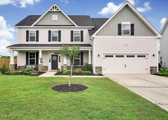 1448 Eastbourne Drive, Wilmington, NC 28411 (MLS #100223039) :: Berkshire Hathaway HomeServices Hometown, REALTORS®
