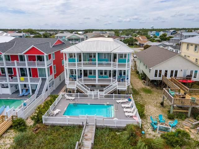 906 N Fort Fisher Boulevard A, Kure Beach, NC 28449 (MLS #100223195) :: Vance Young and Associates