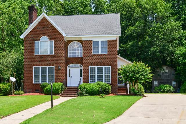 4603 Willow Branches Cl, Winterville, NC 28590 (MLS #100223243) :: The Cheek Team