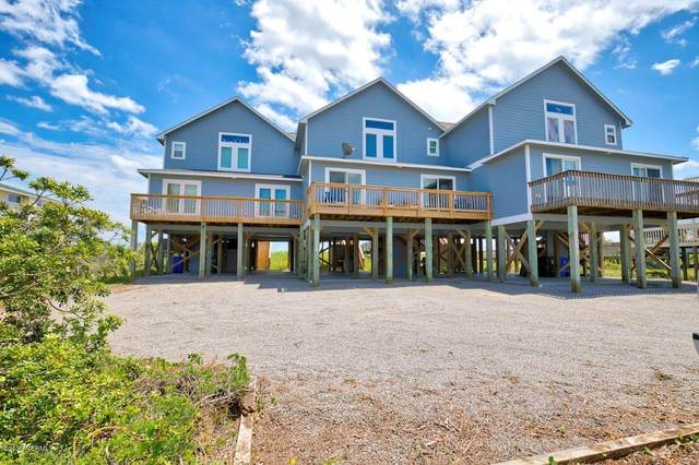 3554 Island Drive, North Topsail Beach, NC 28460 (MLS #100223249) :: Liz Freeman Team