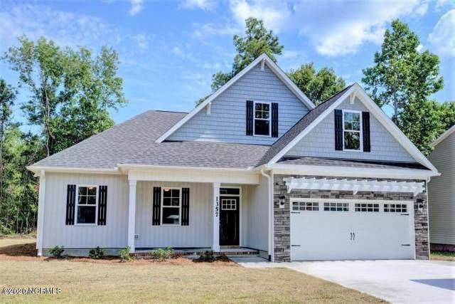 235 Everett Drive, Sneads Ferry, NC 28460 (MLS #100223252) :: Carolina Elite Properties LHR