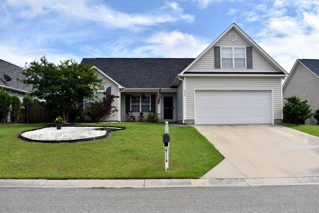 638 Hillside Drive, Wilmington, NC 28412 (MLS #100223301) :: The Chris Luther Team