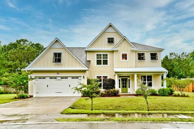 123 Saltwater Landing Drive, Hampstead, NC 28443 (MLS #100223303) :: CENTURY 21 Sweyer & Associates