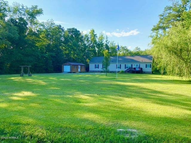 4257 Englishtown Road, Wallace, NC 28466 (MLS #100223320) :: Courtney Carter Homes