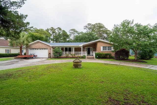 183 Cedar Lane, Newport, NC 28570 (MLS #100223325) :: The Chris Luther Team