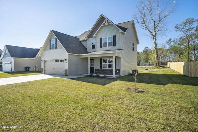 1058 Furia Drive, Jacksonville, NC 28540 (MLS #100223344) :: CENTURY 21 Sweyer & Associates
