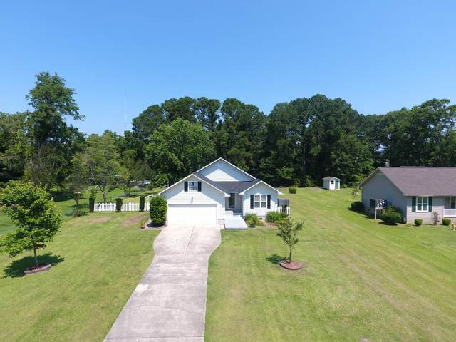 108 N Second Avenue, New Bern, NC 28560 (MLS #100223349) :: Courtney Carter Homes