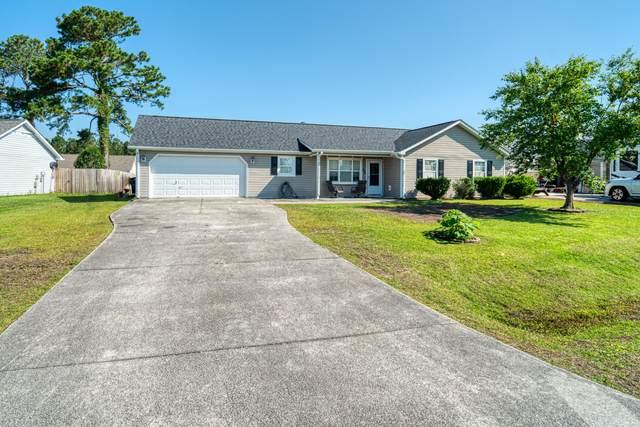 324 Foxridge Lane, Hubert, NC 28539 (MLS #100223372) :: CENTURY 21 Sweyer & Associates