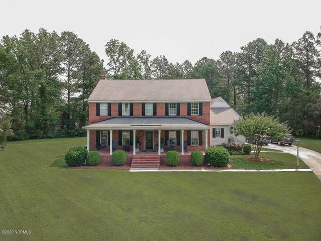 1201 Worthington Place, Kinston, NC 28501 (MLS #100223388) :: The Chris Luther Team