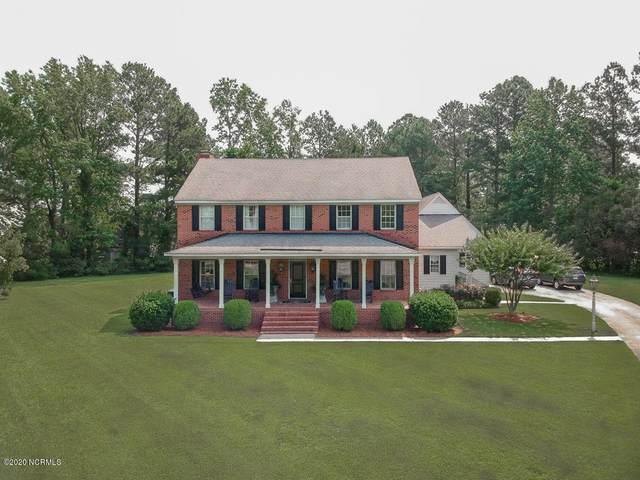 1201 Worthington Place, Kinston, NC 28501 (MLS #100223388) :: CENTURY 21 Sweyer & Associates