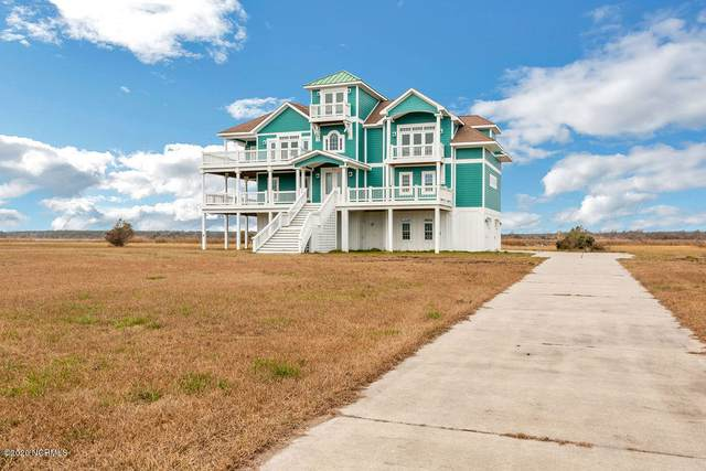 21 Hunter Heath Drive, North Topsail Beach, NC 28460 (MLS #100223408) :: Thirty 4 North Properties Group