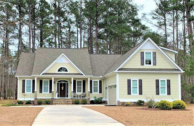 4010 Sienna Trail, New Bern, NC 28562 (MLS #100223413) :: The Tingen Team- Berkshire Hathaway HomeServices Prime Properties