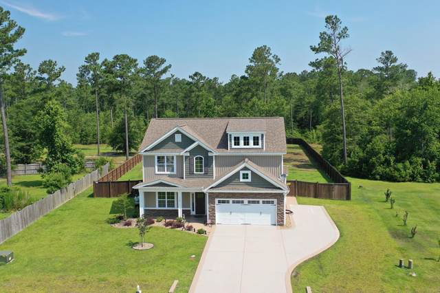 718 Southernwood Place, Hubert, NC 28539 (MLS #100223427) :: RE/MAX Essential