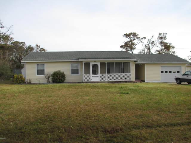 415 Cape Lookout Drive, Harkers Island, NC 28531 (MLS #100223446) :: The Chris Luther Team
