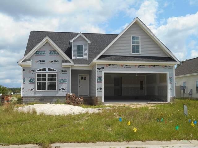 744 Megan Drive, Greenville, NC 27834 (MLS #100223513) :: CENTURY 21 Sweyer & Associates