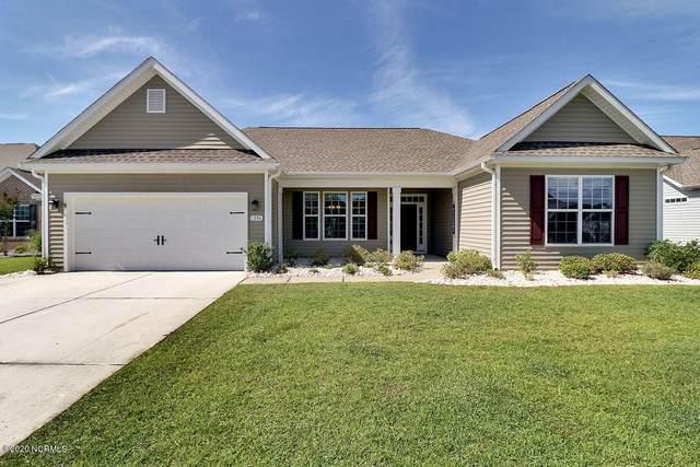 1206 Fence Post Lane, Carolina Shores, NC 28467 (MLS #100223538) :: Coldwell Banker Sea Coast Advantage