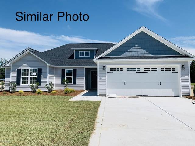 116 Village Creek Drive, Maysville, NC 28555 (MLS #100223602) :: CENTURY 21 Sweyer & Associates