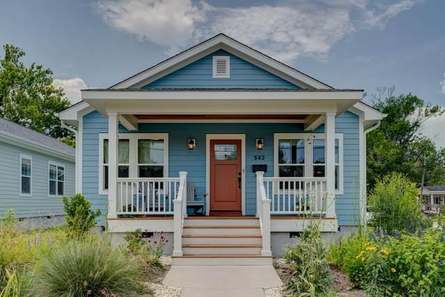 502 S 18th Street, Wilmington, NC 28403 (MLS #100223703) :: CENTURY 21 Sweyer & Associates