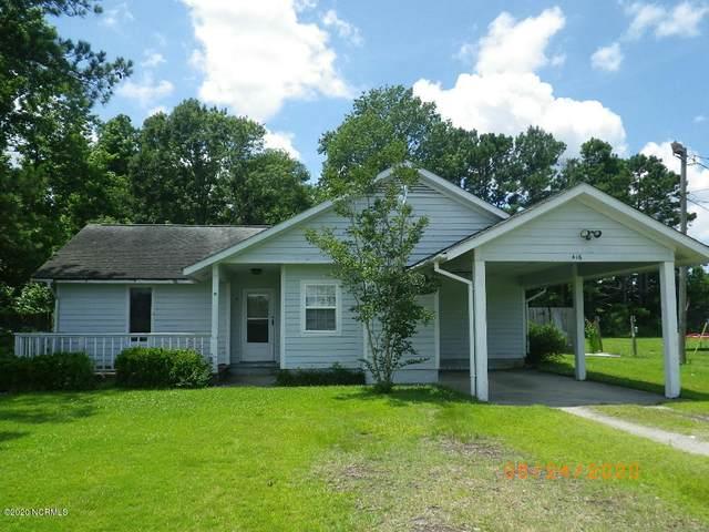 416 W Willis Landing Road, Hubert, NC 28539 (MLS #100223728) :: CENTURY 21 Sweyer & Associates