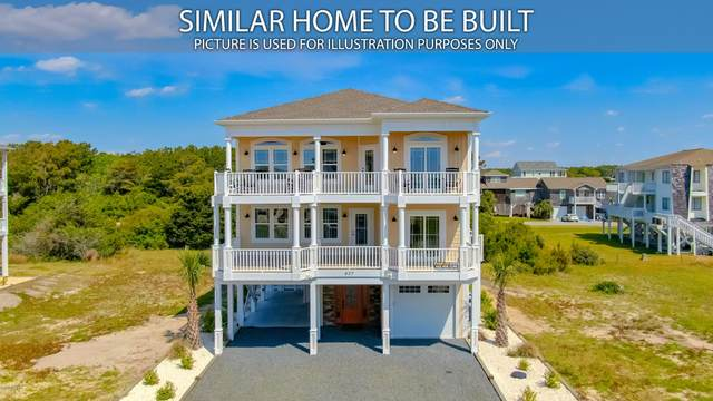 Lot 11 E Fourth Street, Ocean Isle Beach, NC 28469 (MLS #100223733) :: Courtney Carter Homes